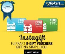 Why you should Buy Flipkart Gift card with 10% offer