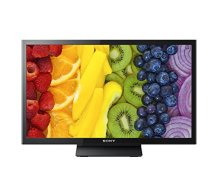 Sony 60 cm (24 inches) Bravia KLV-24P413D HD Ready LED TV (Black) on emi