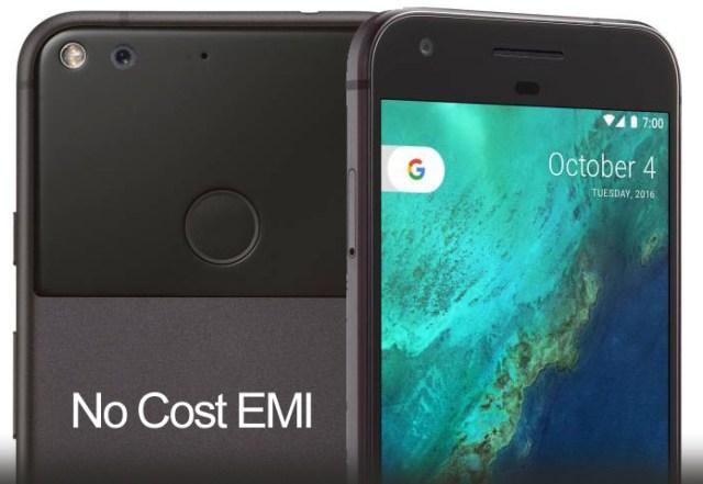 Google No Cost EMI