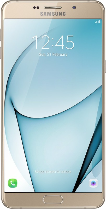 SAMSUNG Galaxy A9 Pro (Gold, 32 GB)