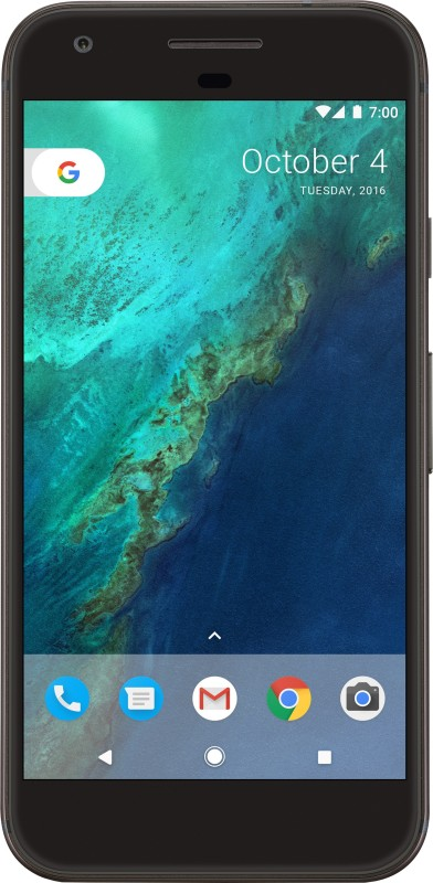 Google Pixel XL (Quite Black, 32 GB)(4 GB RAM)