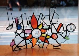 ステンドグラス ガラスアート
