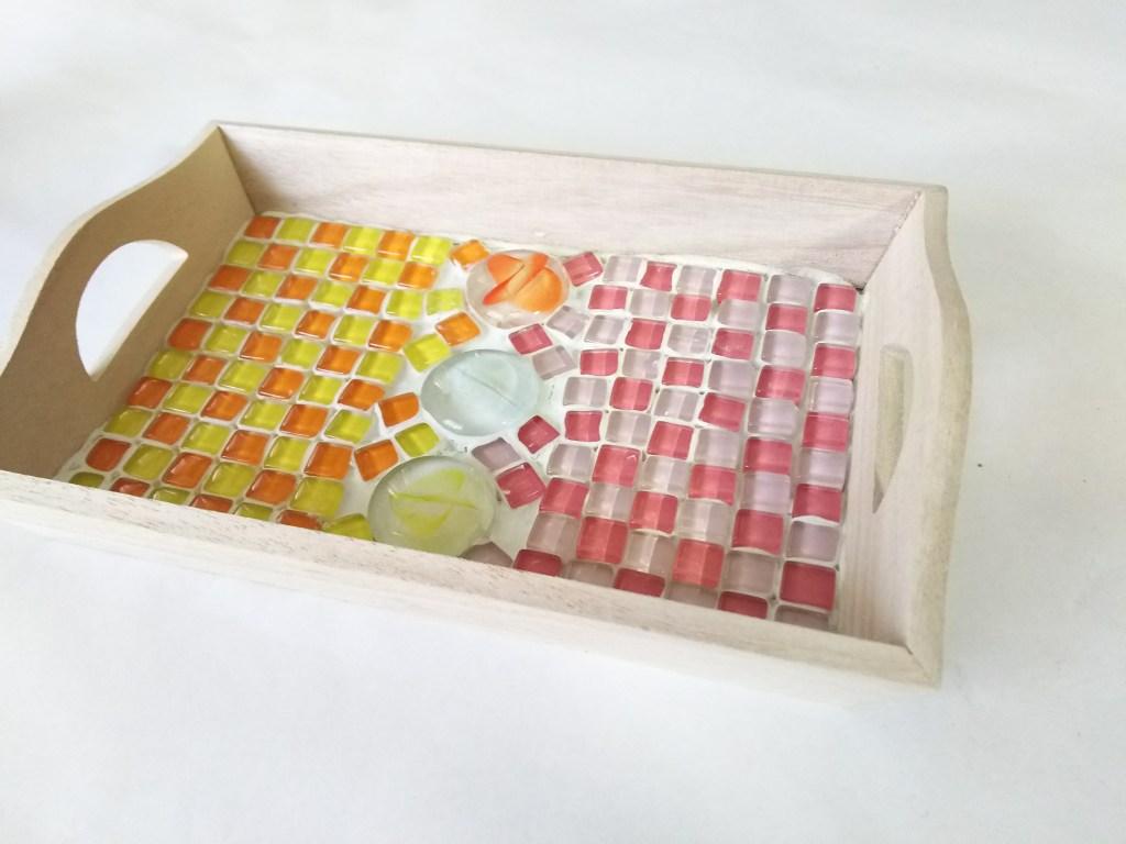 ガラスタイルモザイク