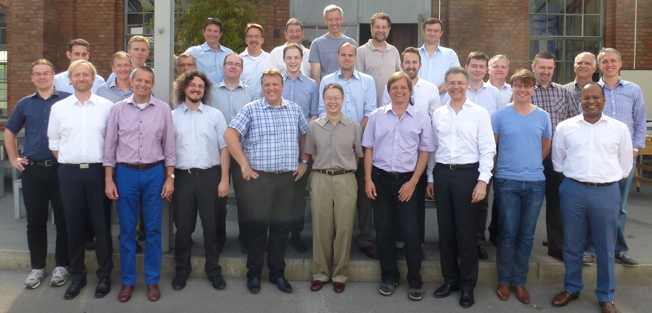 eMI3 General Assembly Berlin, 2014