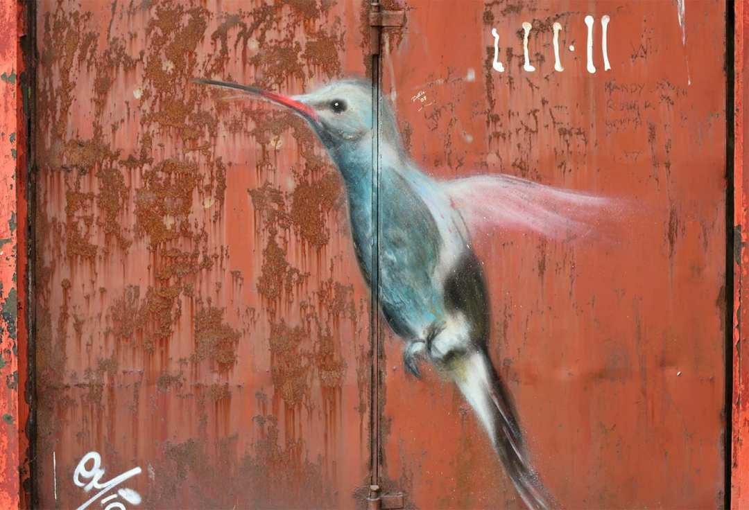 Cavan Street art by emic