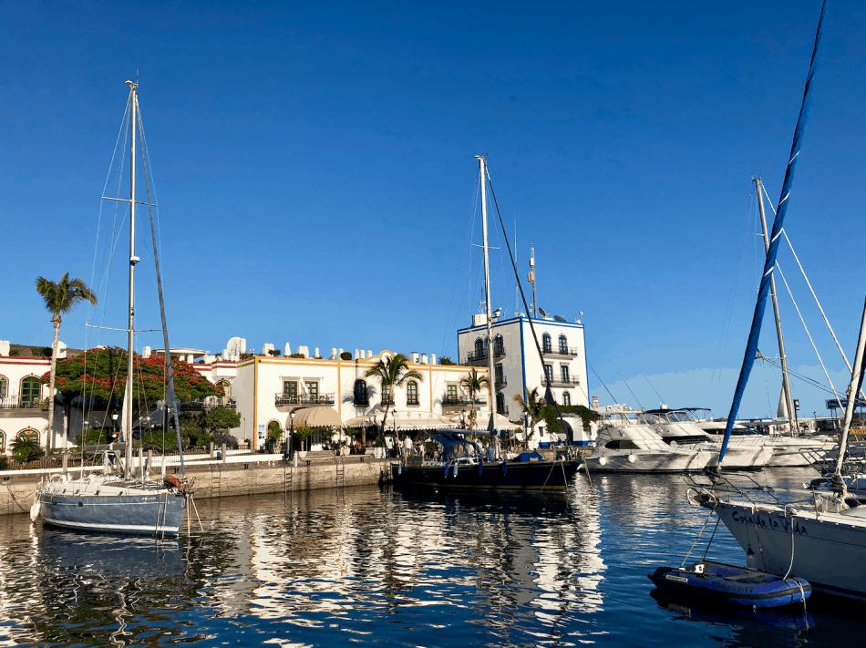 Emigreren Gran Canaria - Emigratie tips - 30 redenen om naar Gran Canaria te emigreren - Haven Puerto de Mogan