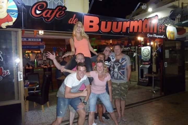 Een interview met: Café de Buurman in de Gran Caparral - vertel eens wat