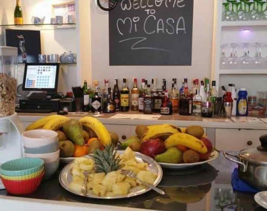 Emigreren Gran Canaria - Mi Casa - Must-try eetzaakje op Gran Canaria - Ontbijt met vers fruit