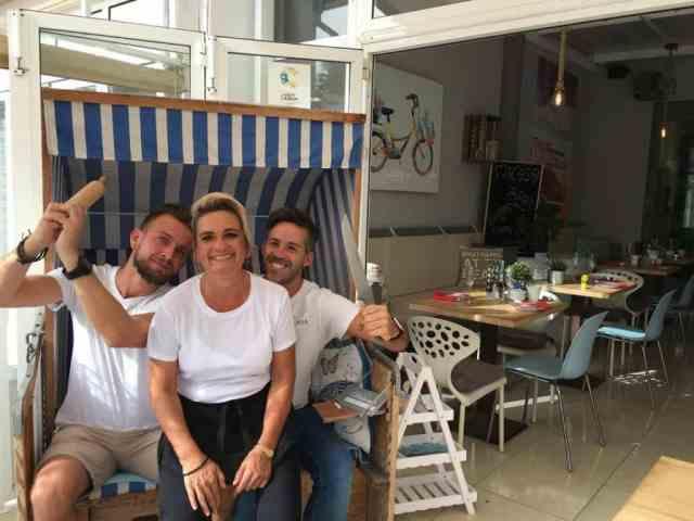 Emigreren Gran Canaria - Mi Casa - Must-try eetzaakje op Gran Canaria - Personeel