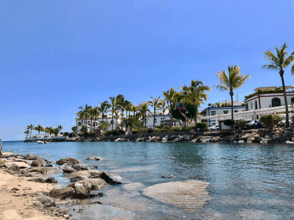 Emigreren Gran Canaria - Hoe zijn de wintermaanden op Gran Canaria? Puerto de Mogan