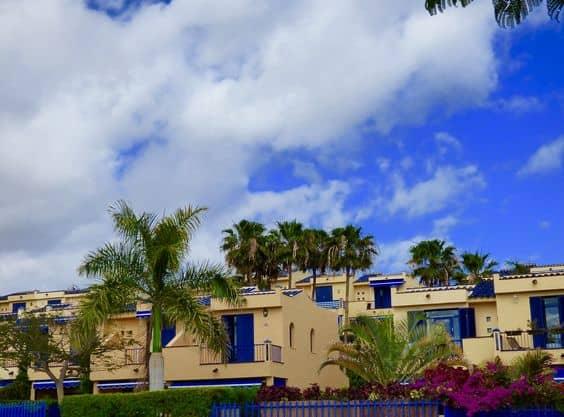 Emigreren Gran Canaria - Wonen in het Zuiden van Gran Canaria - Huurprijzen - Bahia Meloneras - Meloneras Gran Canaria
