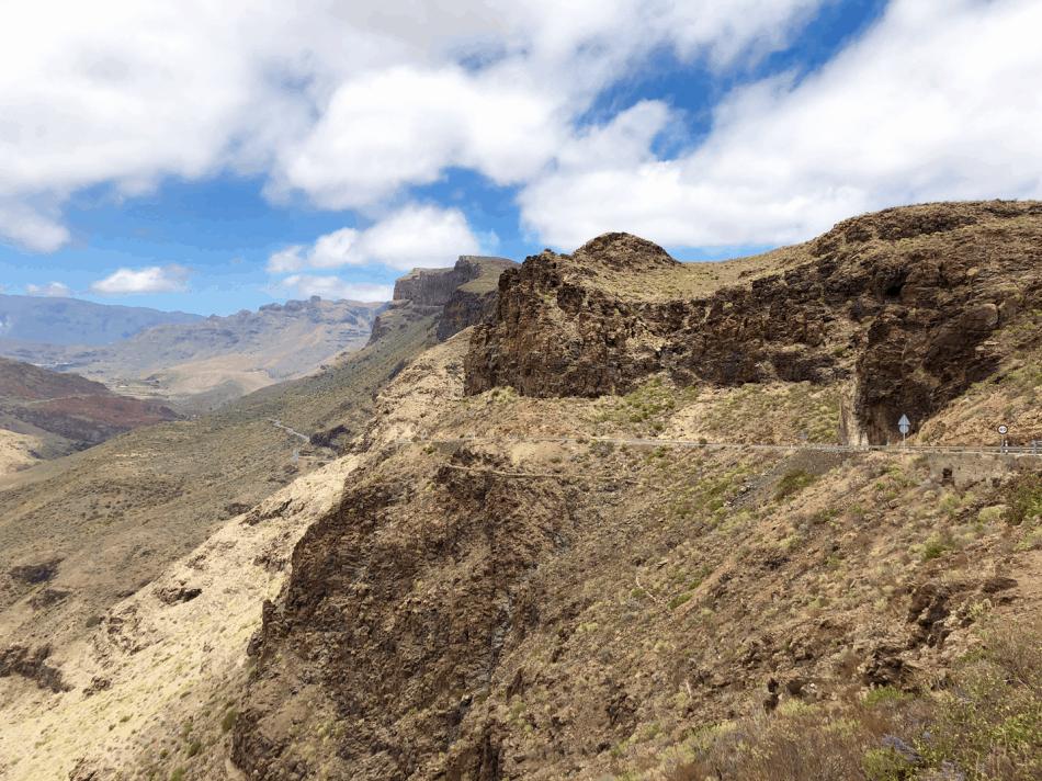 Emigreren Gran Canaria - Emigratie tips - 5 redenen waarom zoveel Nederlanders emigreren - Ruimte bergen van Gran Canaria