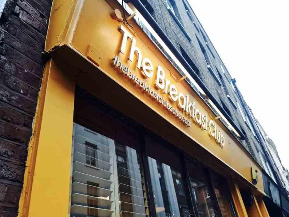 Emigreren Gran Canaria - Londen - Reisverslag van 3 dagen in Londen + handige tips - The Breakfast Club Soho Londen