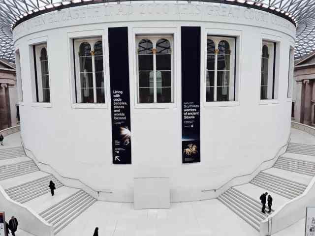 Reisverslag Londen deel 2 - Bezienswaardigheden + tips - British Museum Londen
