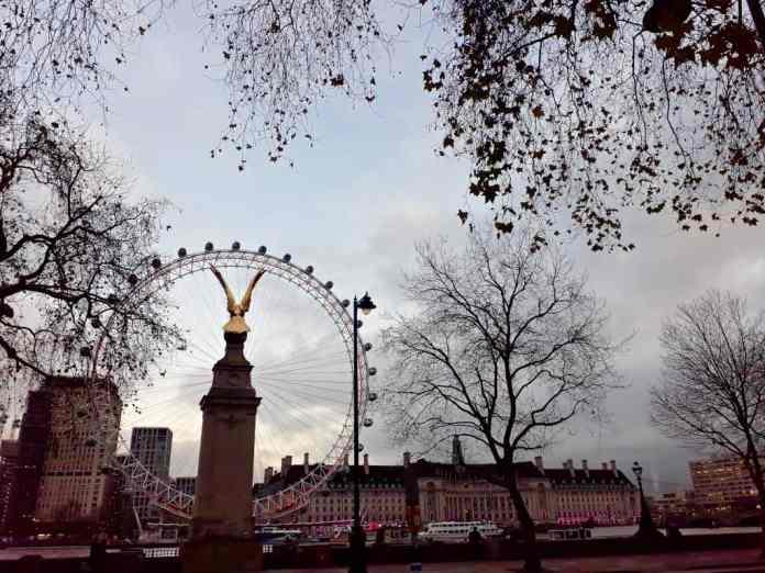 Reisverslag Londen deel 2 - Bezienswaardigheden + tips - London Eye