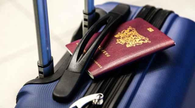 Emigreren Gran Canaria - Nieuwe handbagage regels bij Ryanair per 15 januari - Bagage trolley