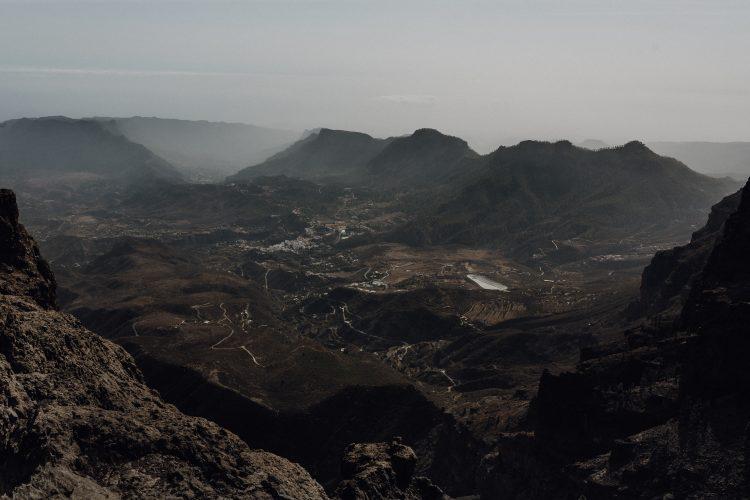 Emigreren Gran Canaria - Februari storm op Gran Canaria zorgt voor veel overlast