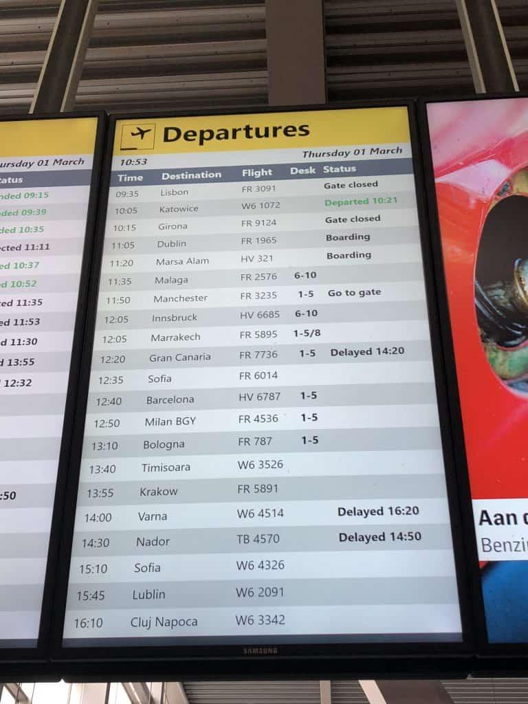 Emigreren Gran Canaria - Op vakantie naar Gran Canaria - Reisverslag deel 1 - Vertraging