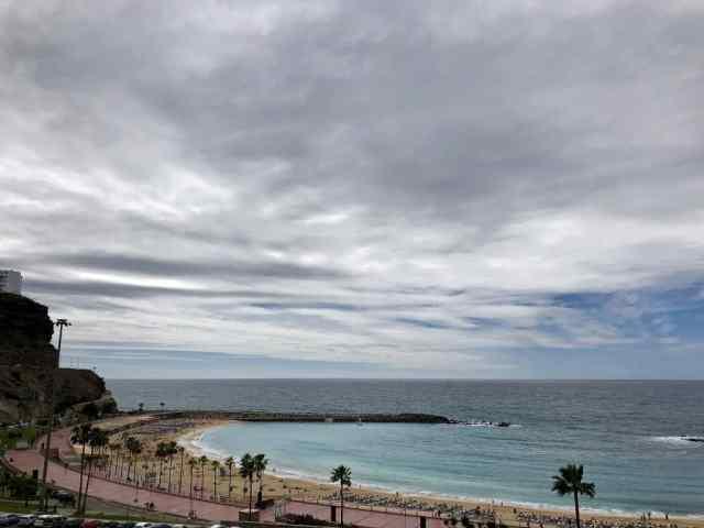 Emigreren Gran Canaria - Weekje op vakantie naar Gran Canaria - Reisverslag deel 2 - Playa de Amadores