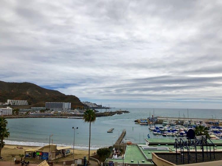 Emigreren Gran Canaria - Emigreren als 40 plusser - Het emigratieverhaal van Francisca - Strand Puerto Rico