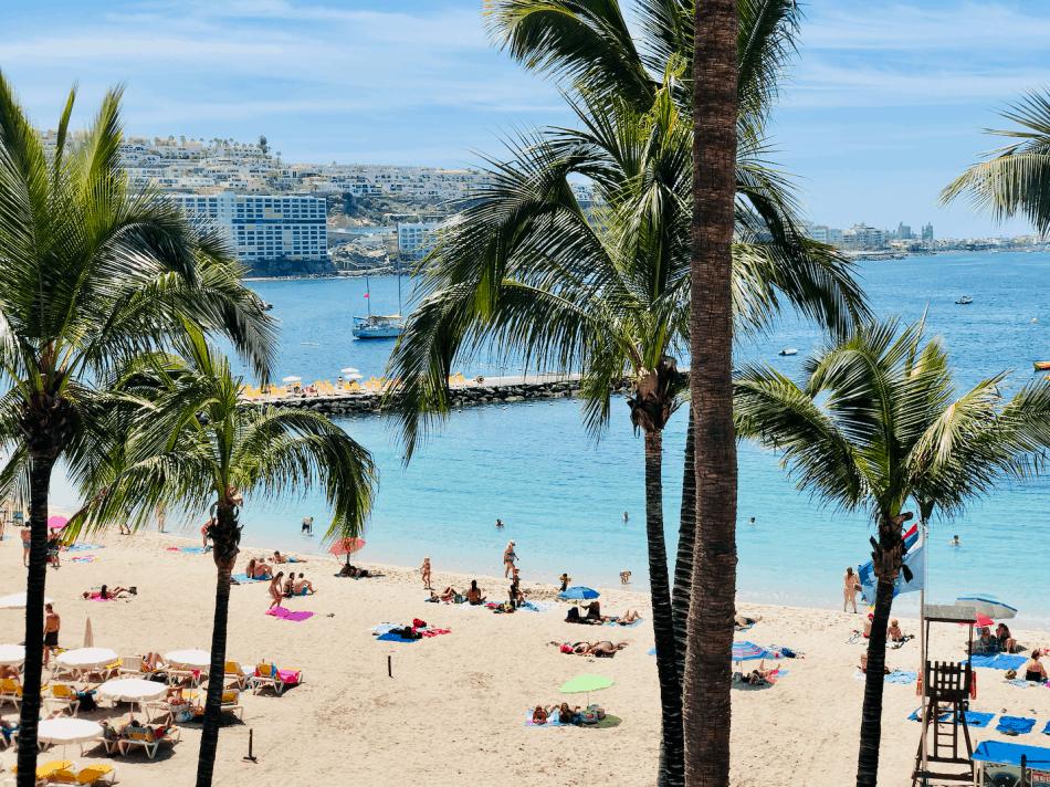 Anfi del Mar strand op Gran Canaria alle tips voor budget vakantie Gran Canaria