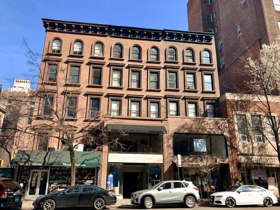 Emigreren Gran Canaria - Reisverslag - Hoogtepunten van New York City – Amerika trip deel 2 - Stella Mc Cartney store Madison Avenue New York