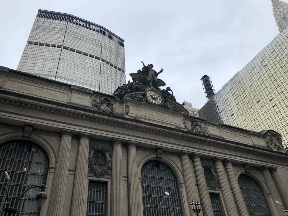 Emigreren Gran Canaria - Reisverslag - Hoogtepunten van NY - Amerika reis deel 4 - Grand Central Terminal Manhattan NY