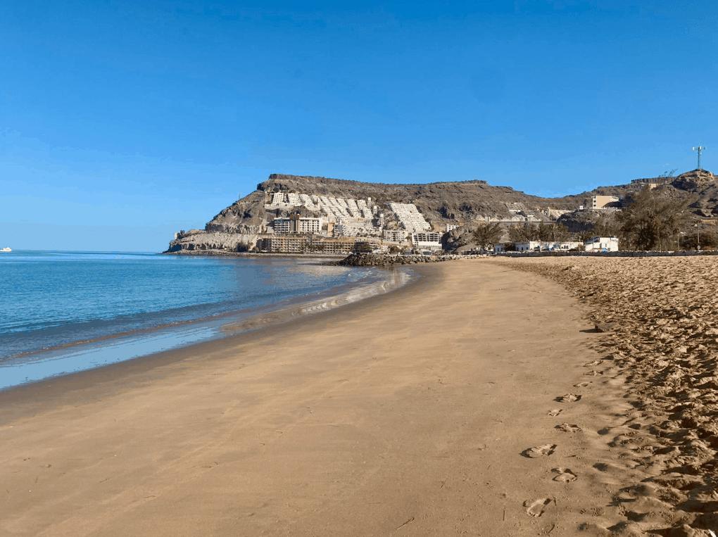 Het nieuwe Tauro strand op Gran Canaria