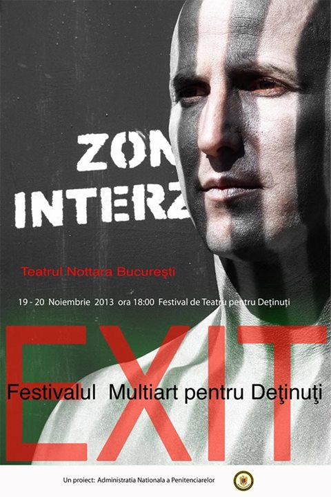 Festivalul de teatru pentru detinuti