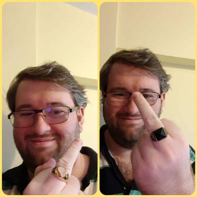 Bijuterii magice inele barbatesti Emil Calinescu