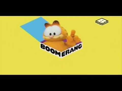 Boomerang Garfield