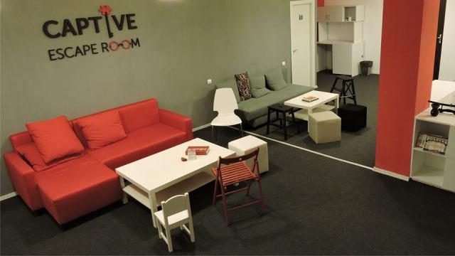 Captive Escape Room