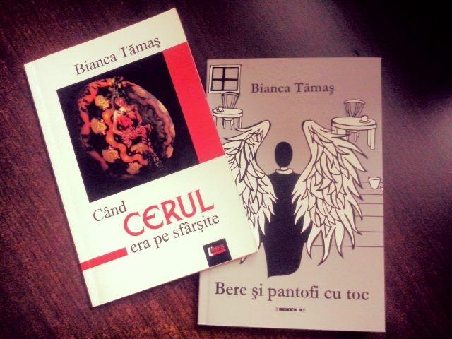 Cele 2 volume ale Biancai. Al treilea e pe teava :)