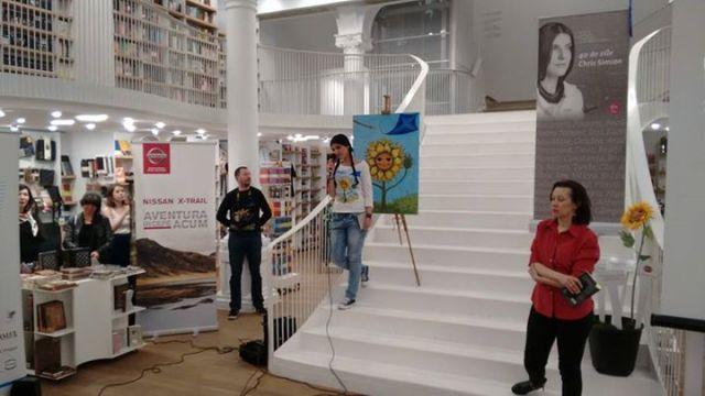 Chris Simion Lansare 40 de zile