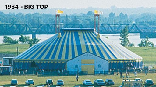 Cirque du Soleil 1984