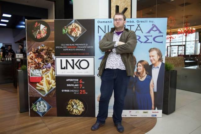 Emil Calinescu LNKO Nunta a la grec 2