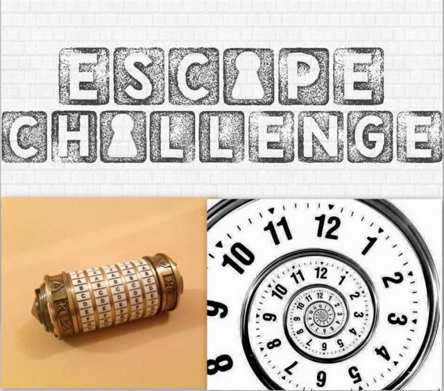 Escape Challange Time Travel