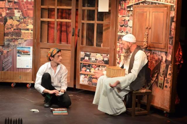Ibrahim si Florile Coranului Vlad Logigan Marian Ralea
