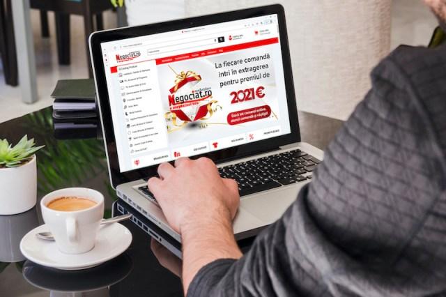 Magazine online magazine offline marketplace agregatoare negociat laptop