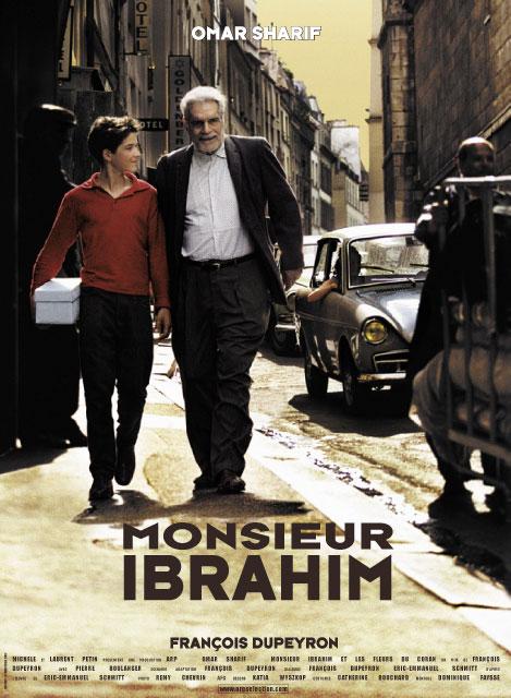 Monsieur Ibrahim et les fleurs du Coran Omar Sharif