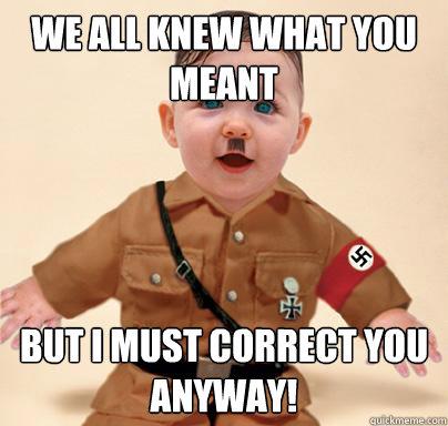 Nazi Grammar 2
