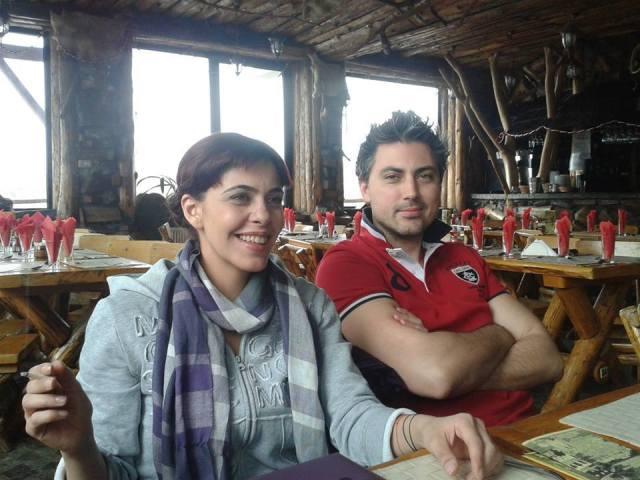 Nora si Alex Ciucu