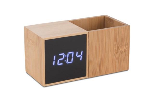 Produse promotionale personalizate ceas de birou