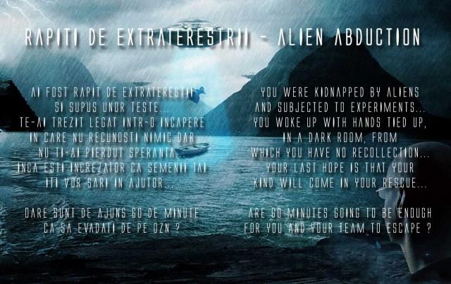 Rapiti de extraterestri