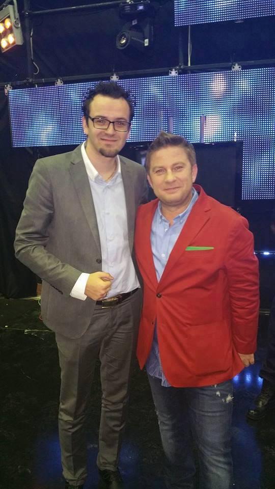 Robert Burcea Pavel Bartos