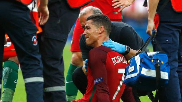 Ronaldo Euro 2016