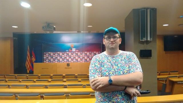 Sala de conferinte Camp Nou
