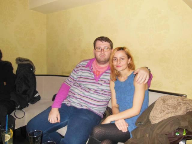 Sofia Frunza a crescut in ochii mei, ca blogger, dupa interviul citat mai sus :) Aici e o poza din 2013, facuta la Teatrul Godot.
