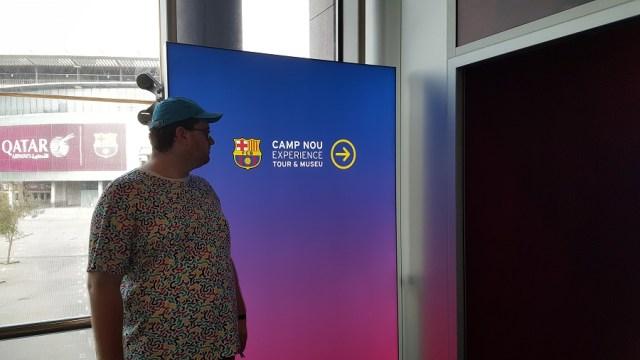 Stadionul Camp Nou Tur