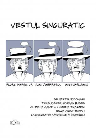 Vestul SINGURATIC poster